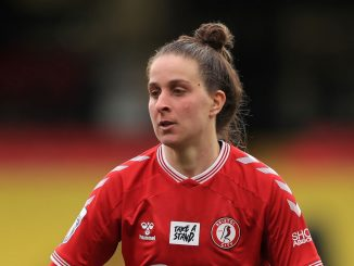 Bristol City's Ella Mastrantonio equalised
