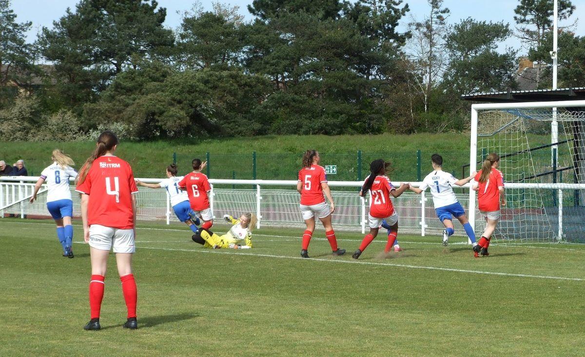 Enfield Town v Charlton Athletic u23s