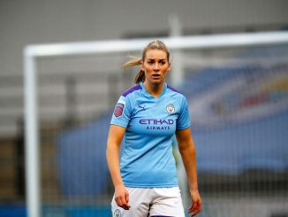 Gemma Bonner leaves Man City