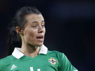 NI's Laura Rafferty back from injury