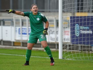 London City Lionesses goalkeeper Shae Yanez signs new contract