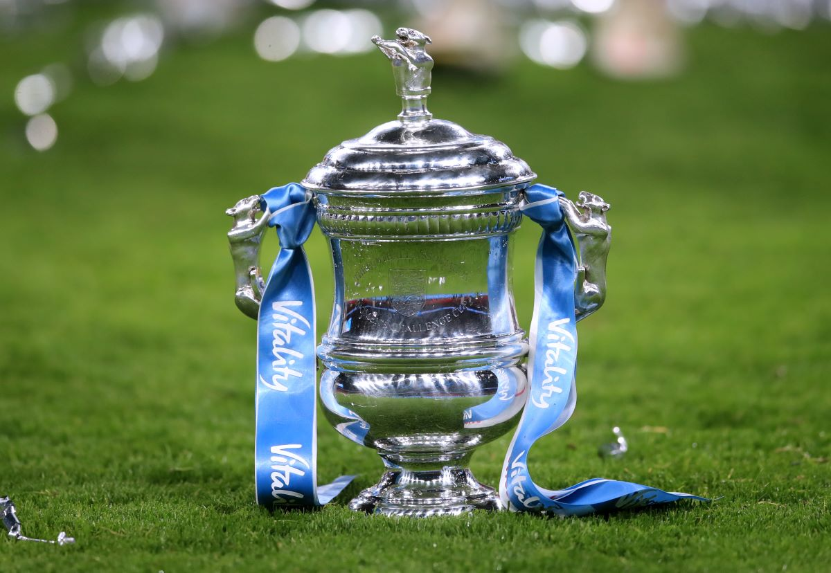 The Vitality Women's FA Cup