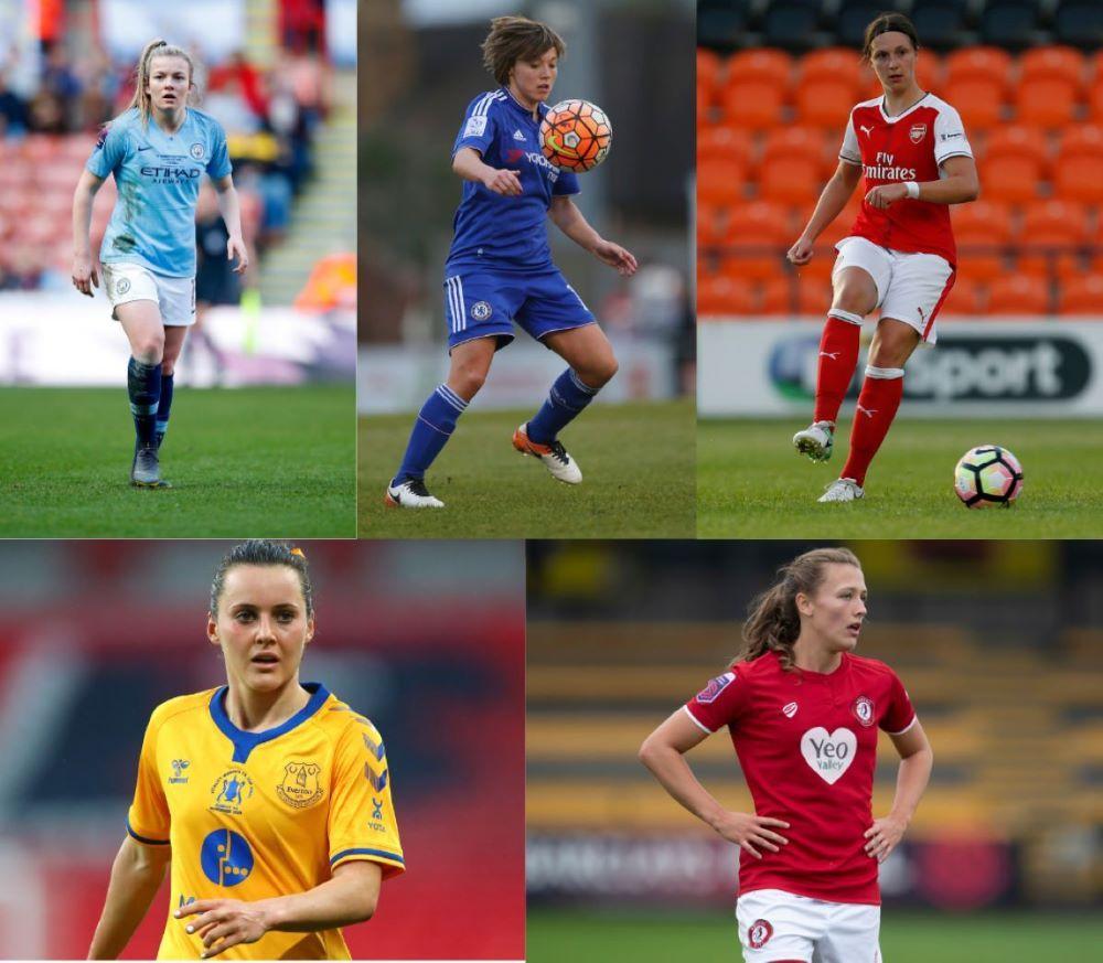 March 2021 WSL POTM nominees