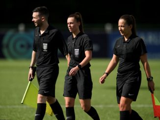 FAWC match officials
