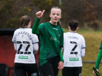 Thumbs up from Aberystwyth Town