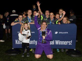 Kent Cup winners