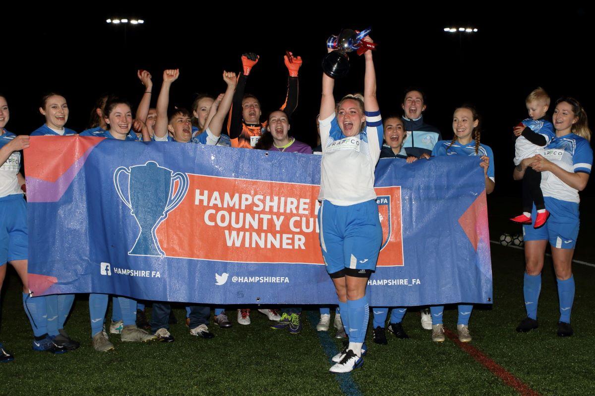 Eversley lift Hampshire Intermediate Cup