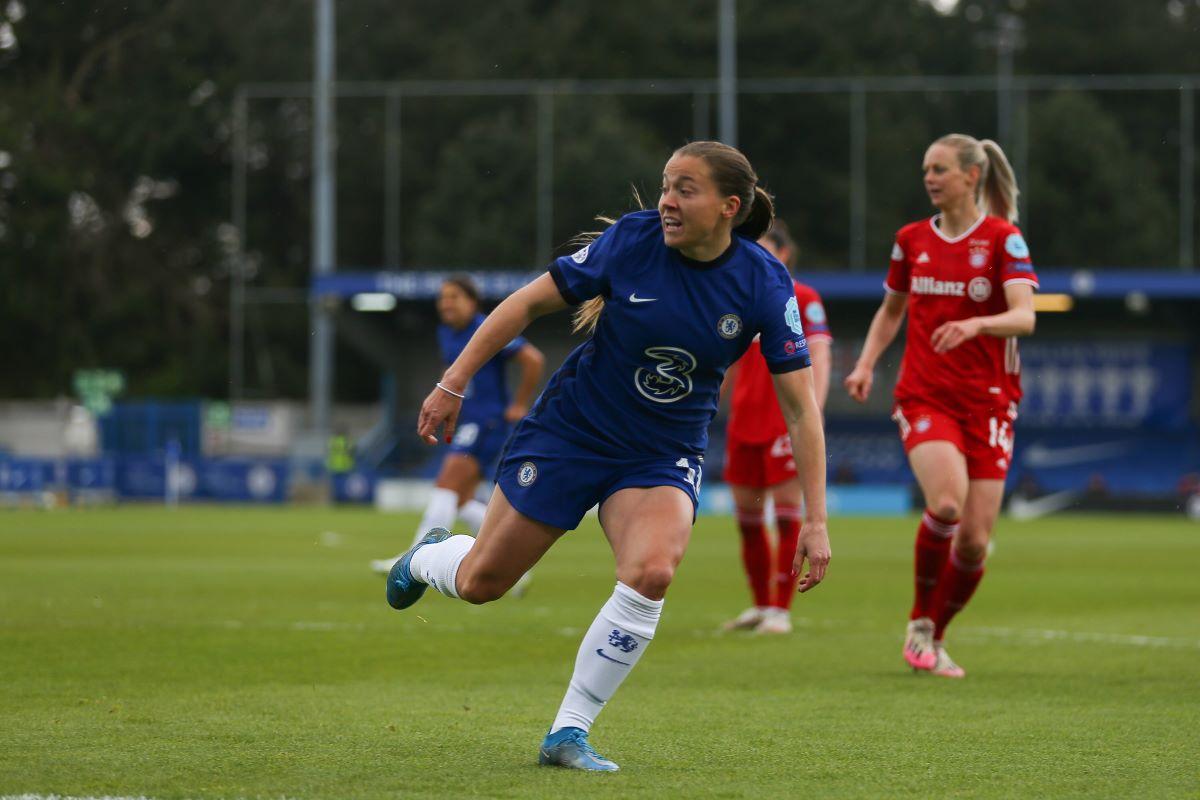Chelsea's Fran Kirby