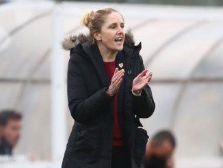 Wales manager Gemma Grainger