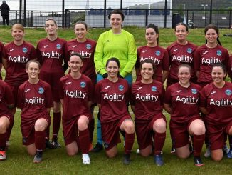 Greenisland won their competitive debut