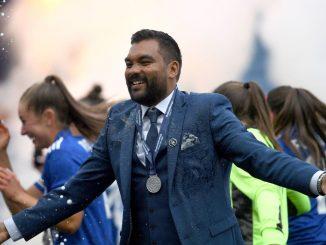 Leicester City manager, Jonathan Morgan