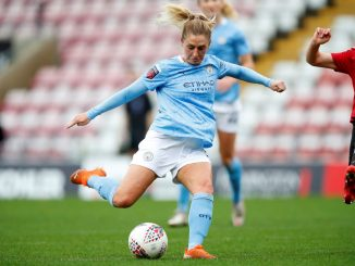 Man City's Laura Coombs signs new deal