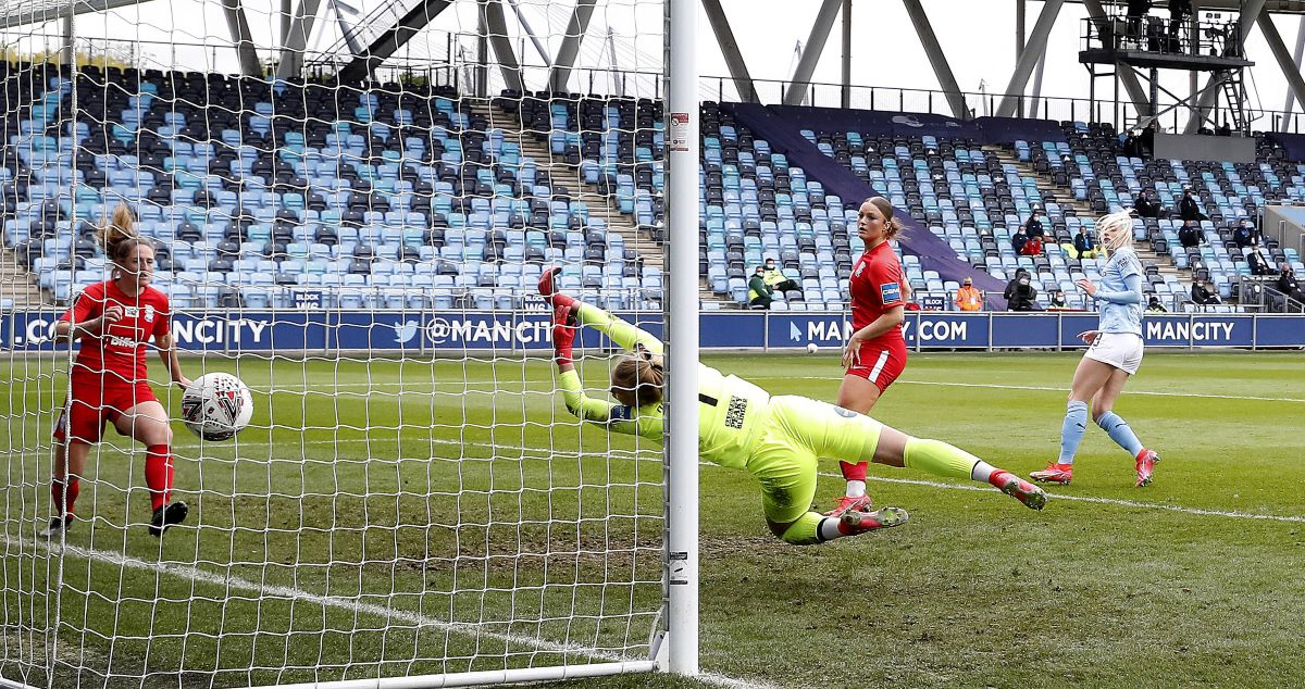 Man City beat Birmingham