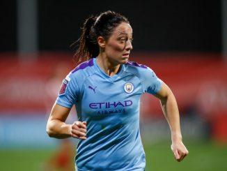 Megan Campbell leaving Man City