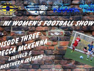 NI Women;s Football Show No.3
