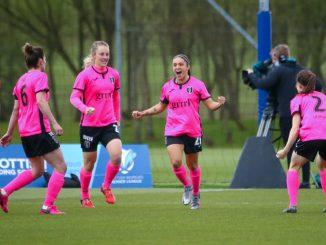 Glasgow City's two-goal Priscila Chinchilla