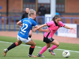 Glasgow City v Rangers among live games schedule