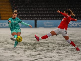 New contract for Liverpool's Rhiannon Roberts