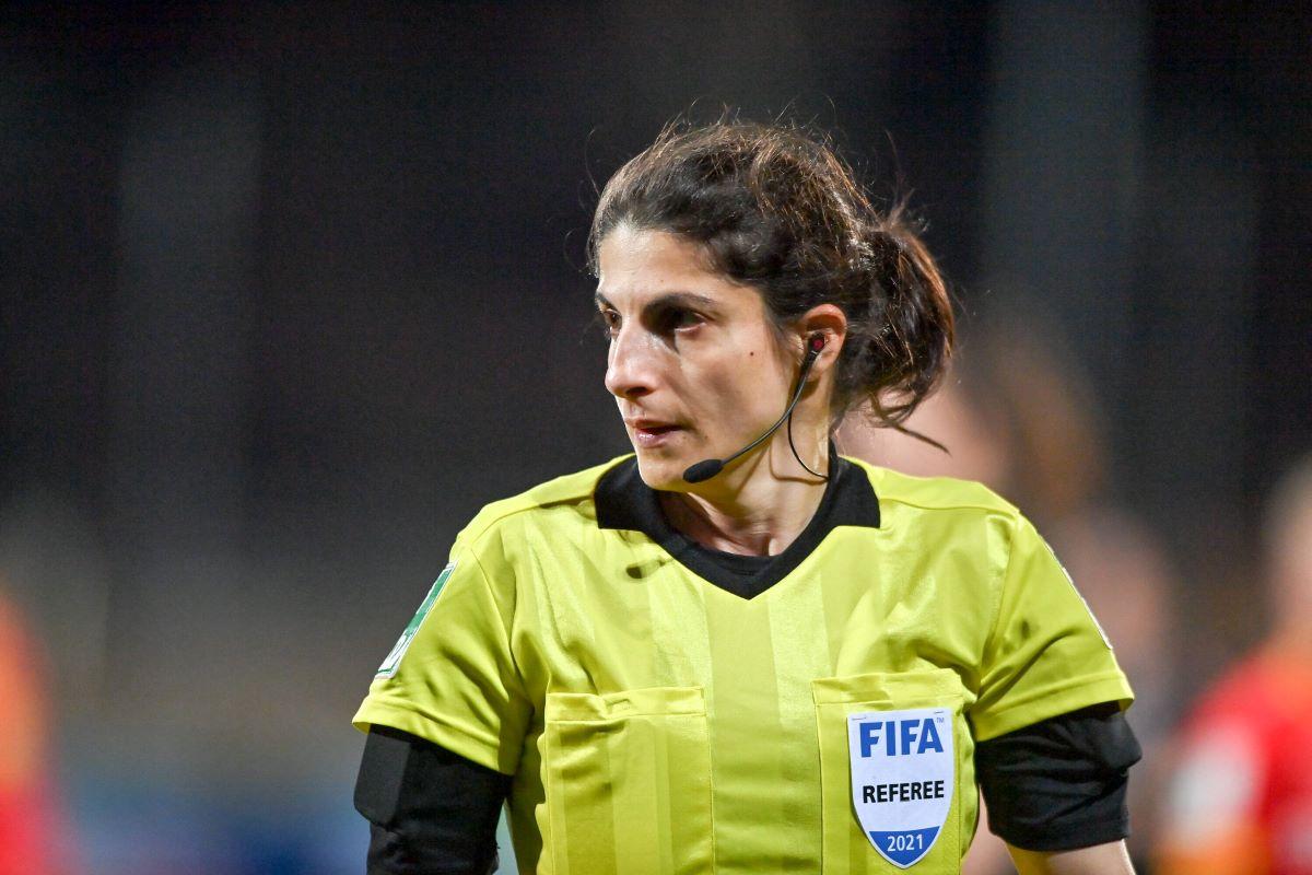 UWCL final referee, Riem Hussein