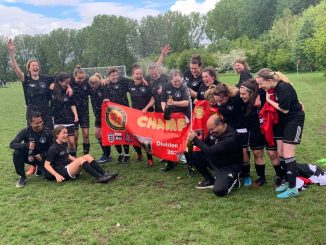 Gre London Div 1 North winners, Sport London e Benfica