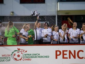 Swansea City won the WPWL Cup
