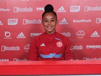 Tamara Wilcock stays with Sheffield United