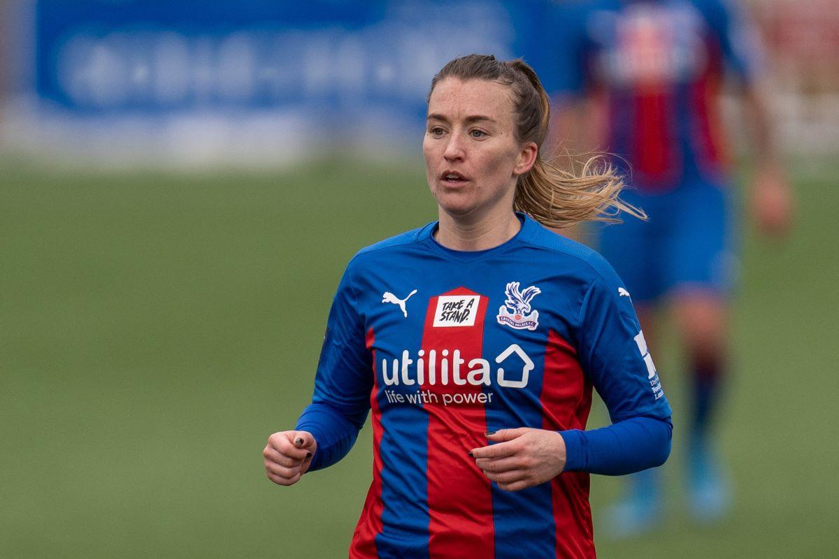 Watford's new signing, Amber Stobbs