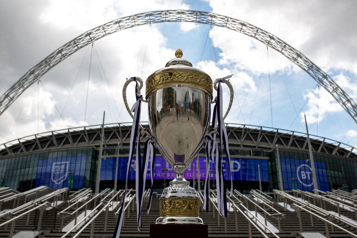 BT Sport Pub Cup at Wembley