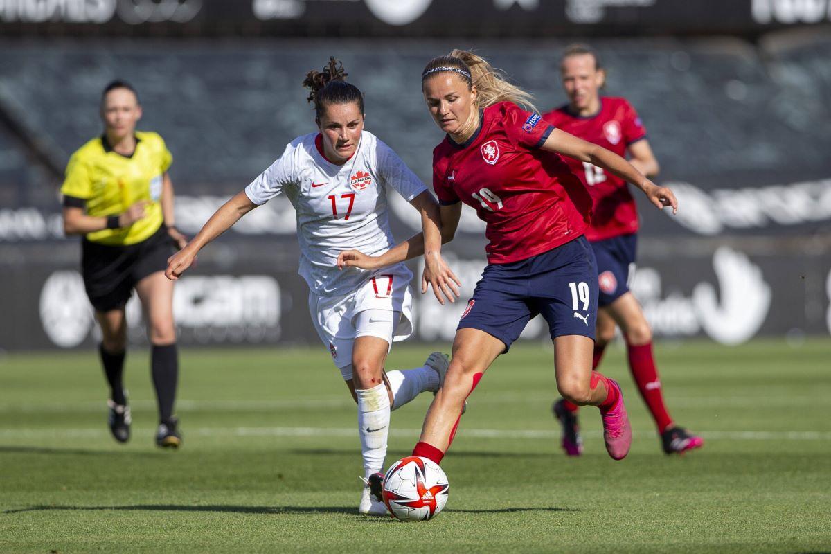 Canada v Czech Republic ends goalless