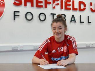 Sheffield Utd's Charley Docherty