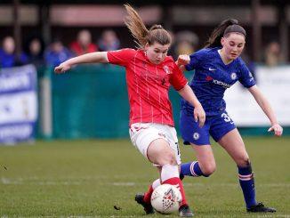 Chelsea's Charlotte Wardlaw
