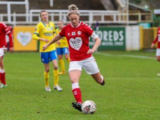 Jasmine Matthews one of three Bristol City departures