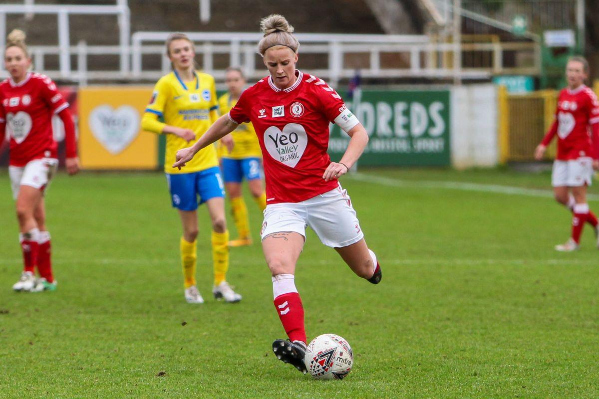 Jasmine Matthews una de las tres salidas de la ciudad de Bristol