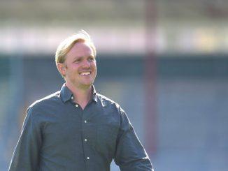 Arsenal's new head coach, Jonas Eidevall