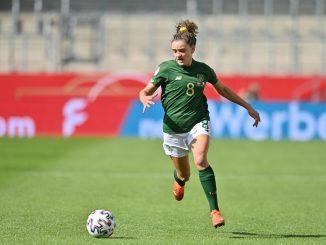 Liverpool's new signing, Leanne Kiernan