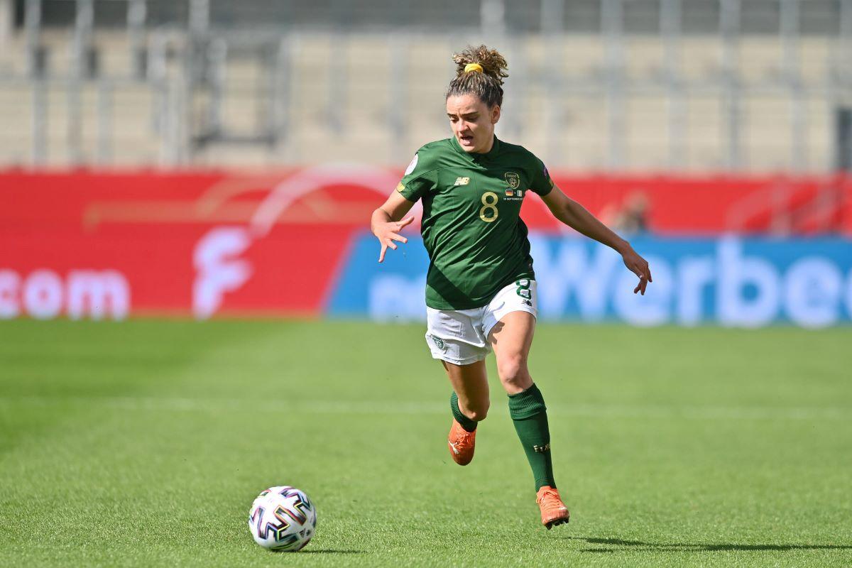 El nuevo fichaje del Liverpool, Leanne Kiernan