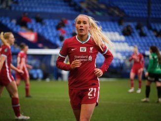 Liverpool's Missy Bo Kearns