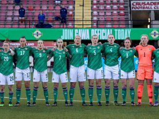 Northern Ireland line up