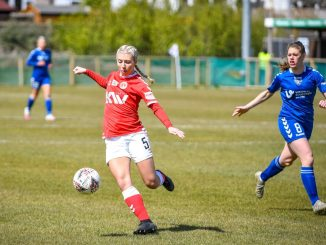 Ipwich Town;s new signing Olivia Smith