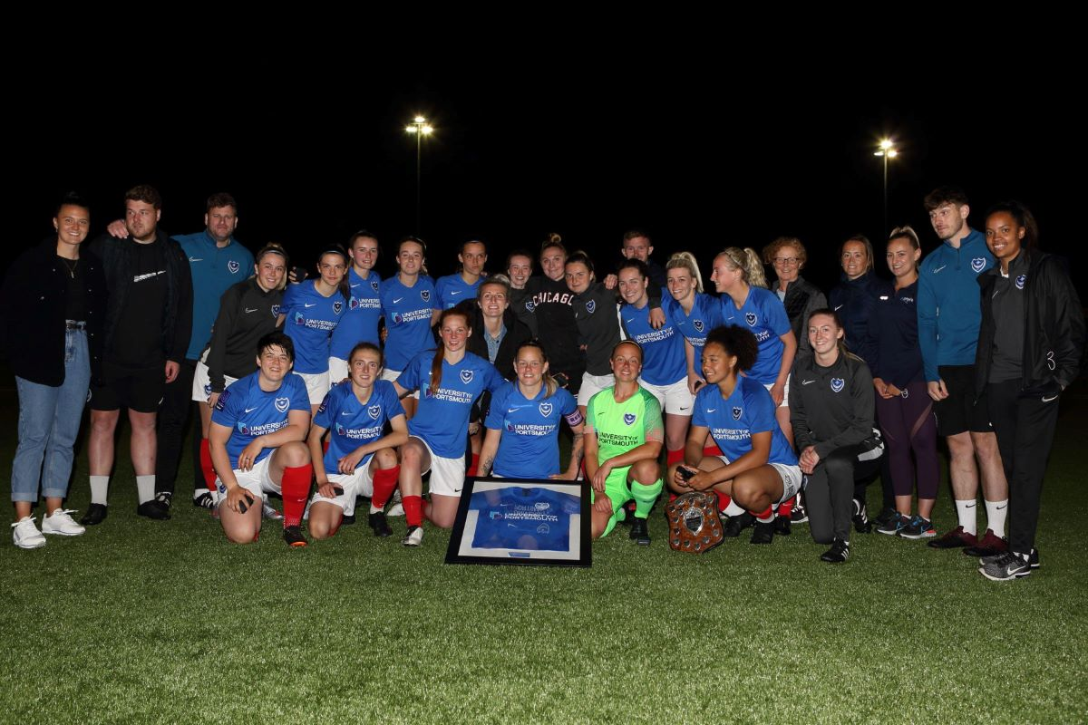 Portsmouth squad