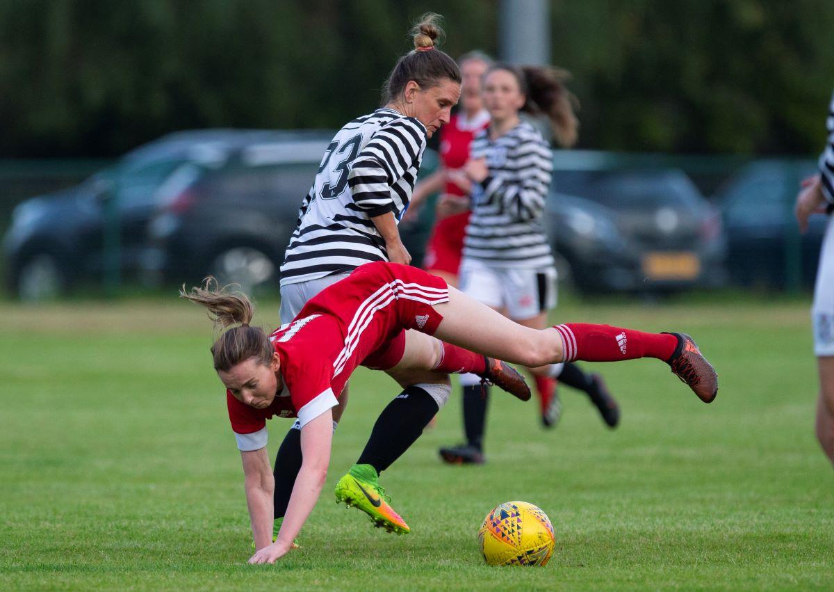Aberdeen won 3-0 at Queen's Park