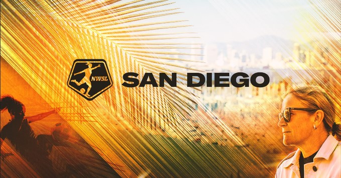 San Diego to become NWSL expansion team