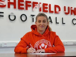 Sheffield United's Sophie Waltons