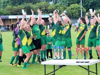 Wallsend BC with Northumberland League Cup