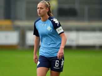 Watford's new signing, Ylenia Priest