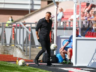 Birmingham City's new boss, Scott Booth