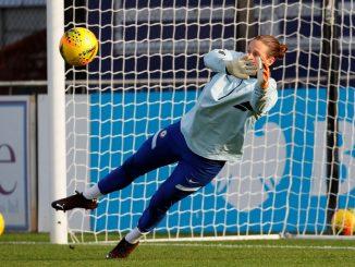 Chelsea's Ann Katrin Berger