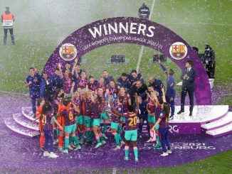 Barcelona were 202/21 UWCL winners