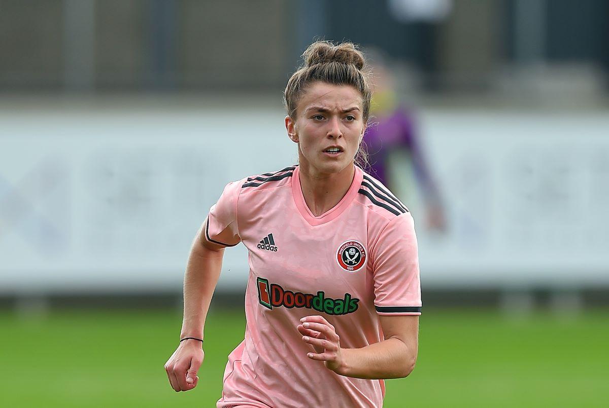 El nuevo fichaje de Blackburn Rovers, Chloe Dixon