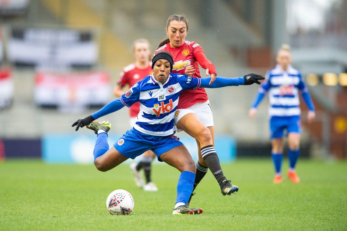 Brighton's new signing, Danielle Carter